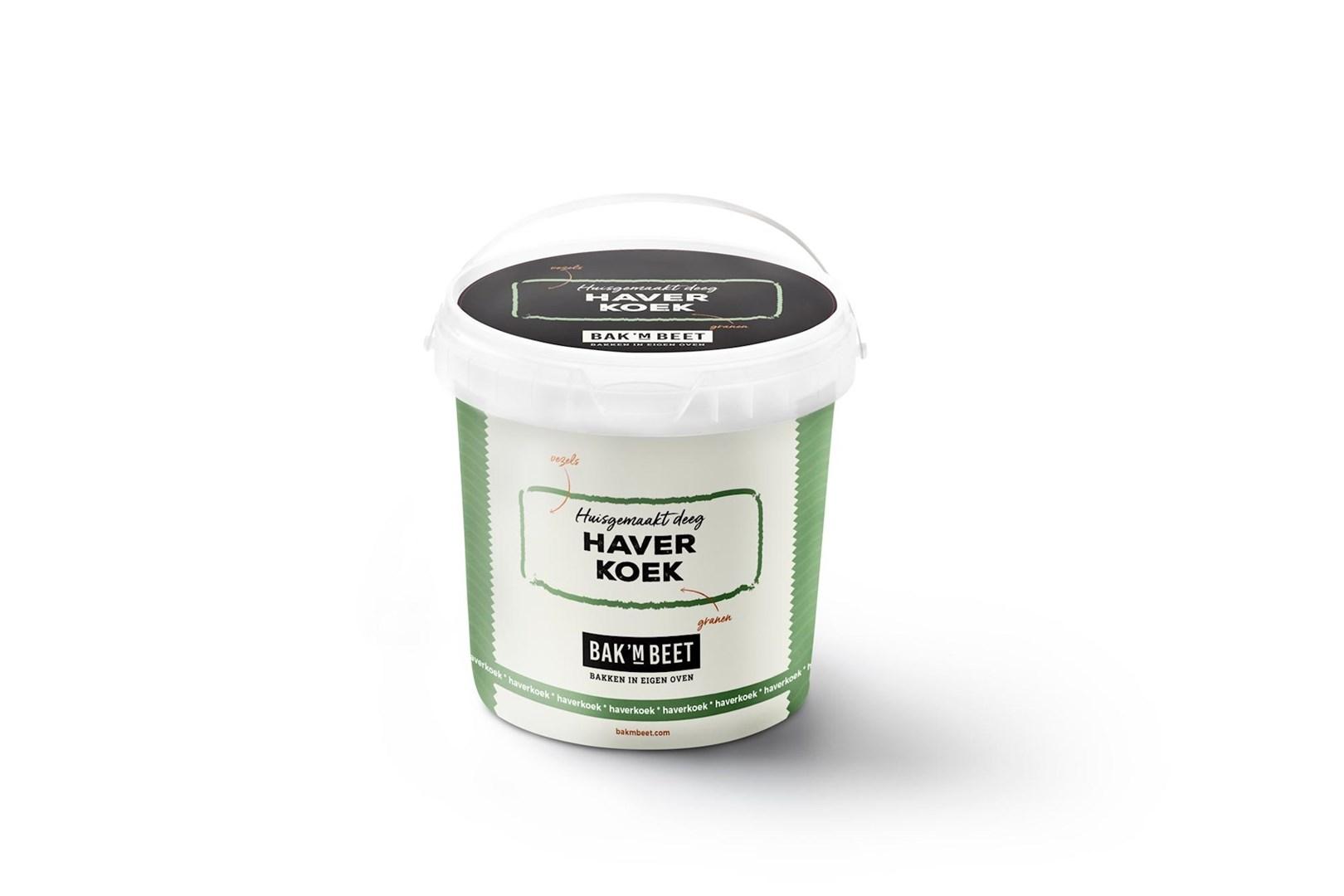 Productafbeelding Haverkoek Bak 'm beet 1 kg