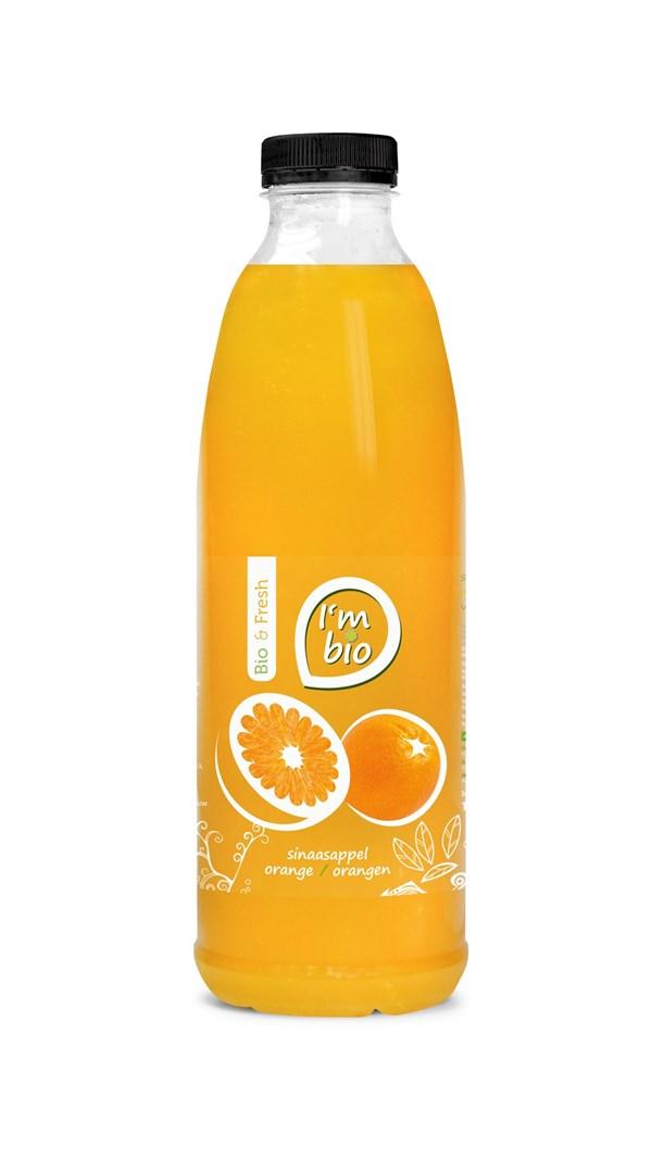 Productafbeelding Bio Sinaasappelsap HPP 1L