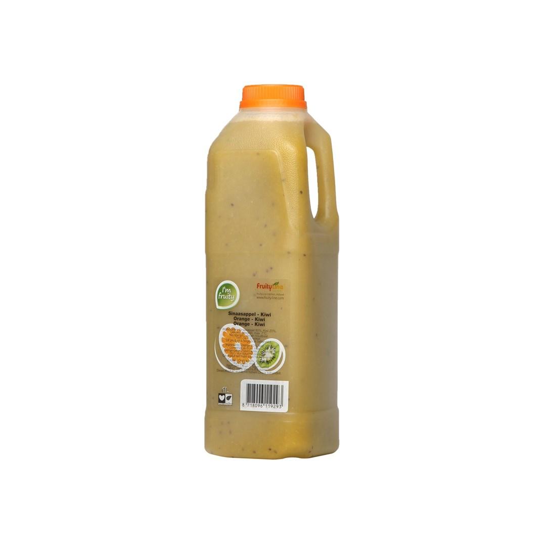 Productafbeelding Sinaas-kiwi HPP 1L can