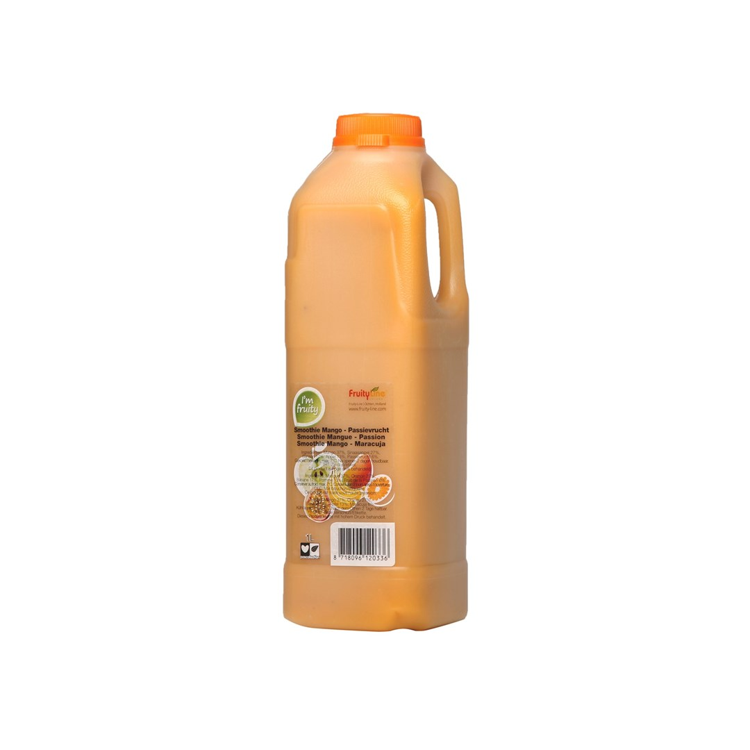 Productafbeelding Smoothie mango-passie HPP 1L Can