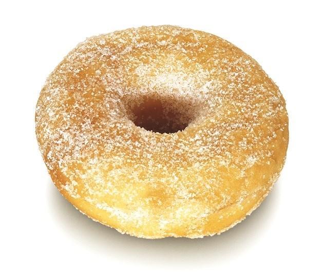 Productafbeelding D75 Doony's mini donut gesuikerd