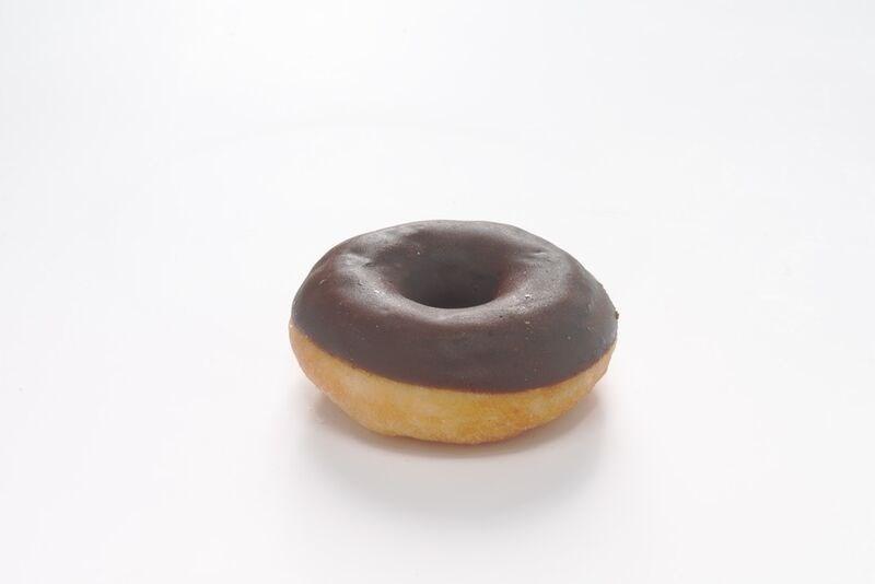Productafbeelding D76 Doony's Mini donut met chocoladesmaak