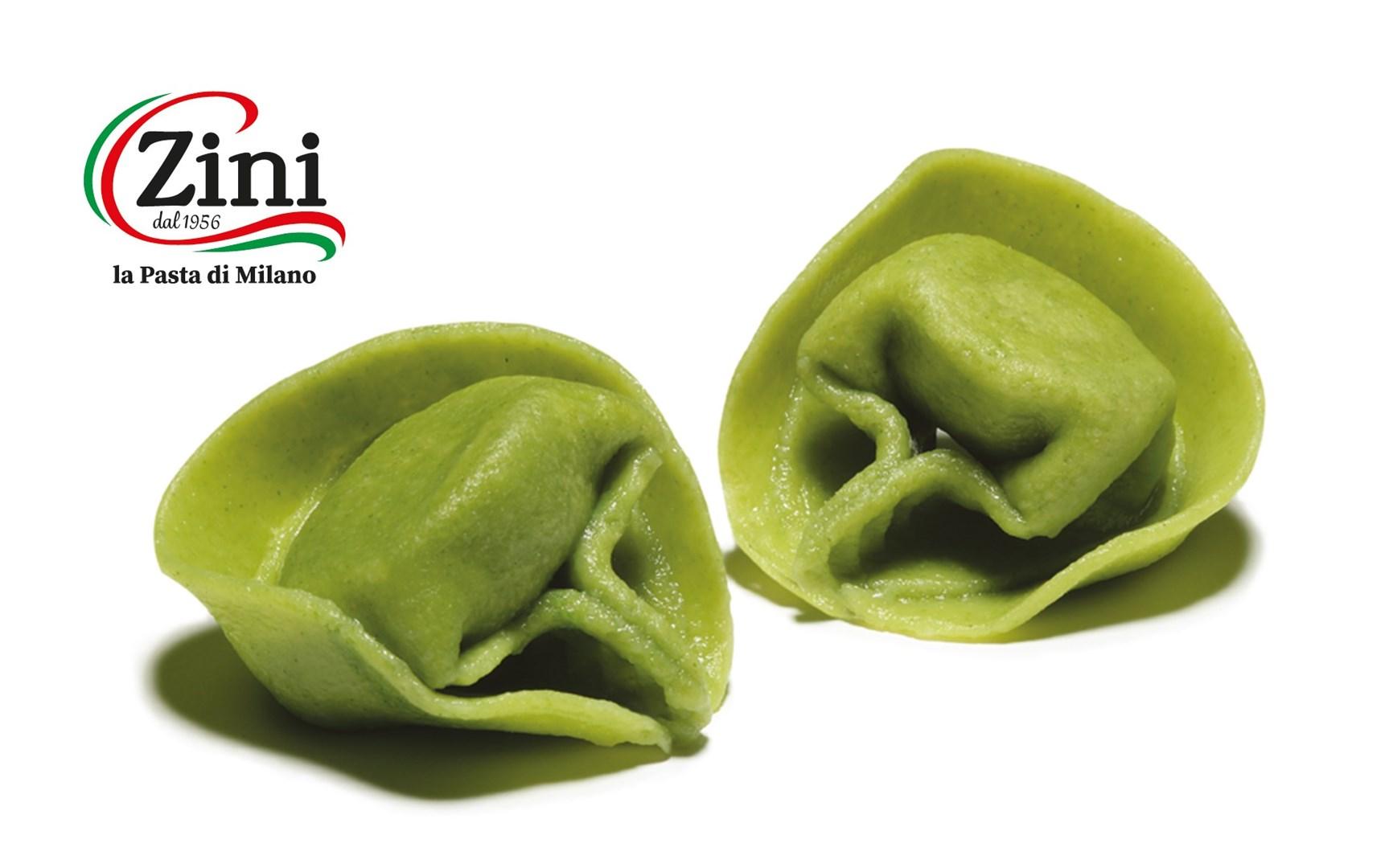 Productafbeelding Tortelloni verdi met ricotta en spinazie 1000 g