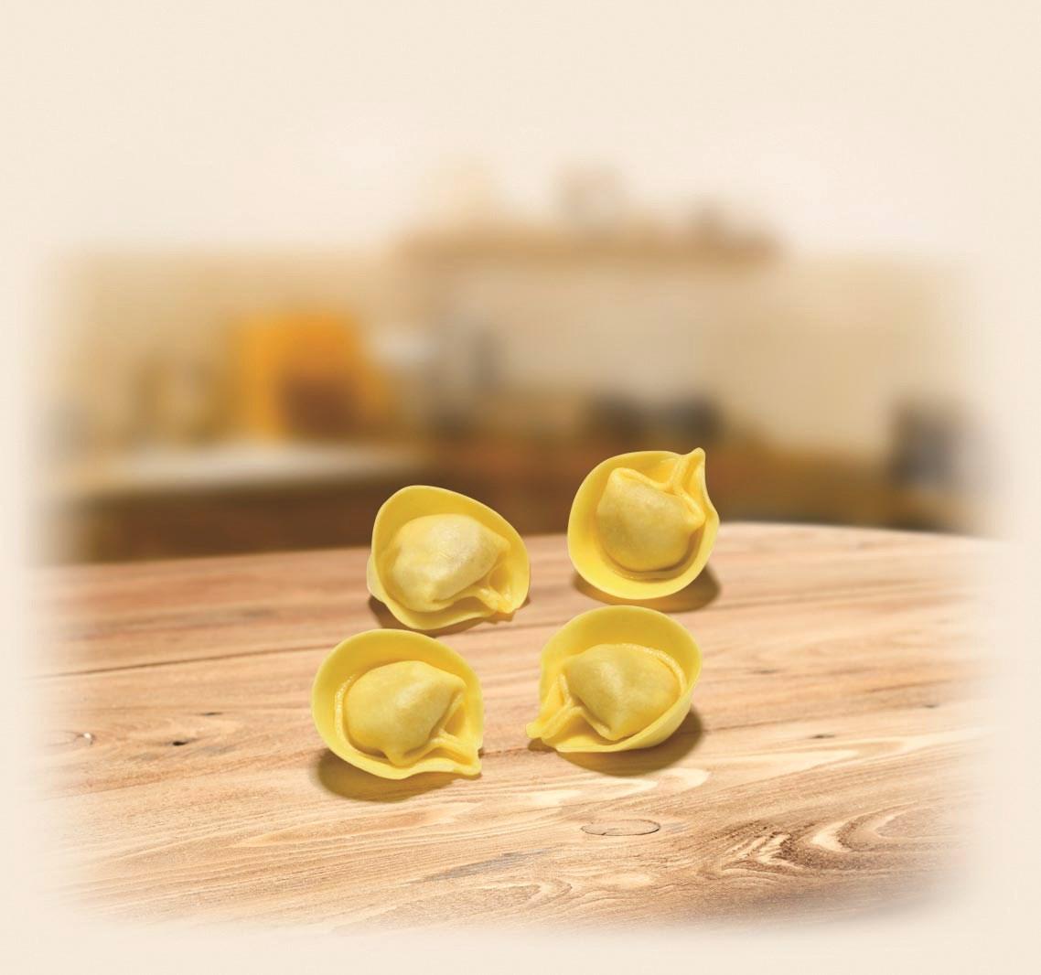 Productafbeelding Tortellini al manzo brasato (gestoofd rundvlees) 1000 g