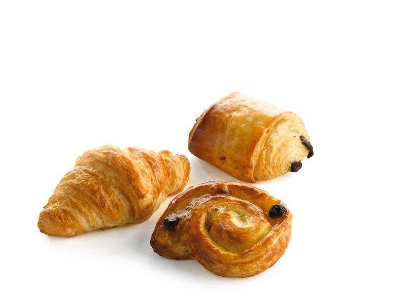 Productafbeelding MB15 Mixed box mini roomboter viennoiserie