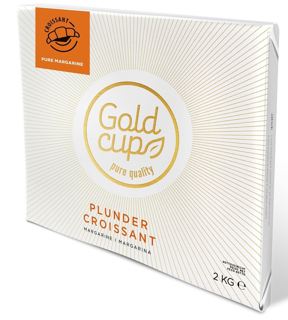 Productafbeelding Gold Cup Bladerdeeg Plak