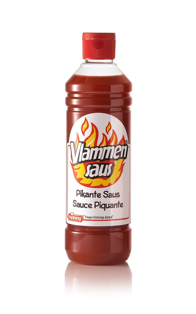 Productafbeelding Vlammensaus 500 ml.