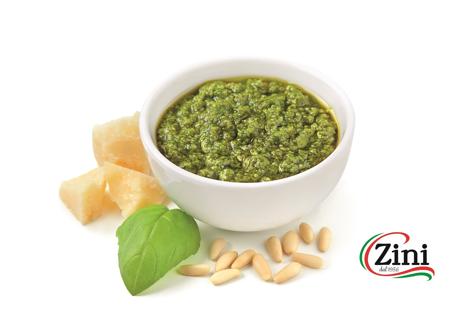 Productafbeelding Pesto con Basilico Genovese D.O.P. (groene pesto) 1000 g