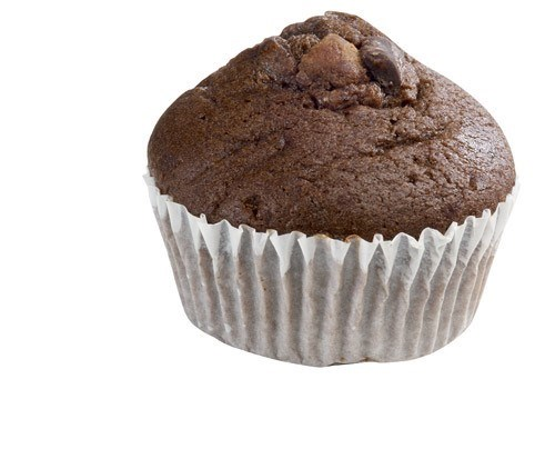 Productafbeelding Dawn Double Chocolate Mini Muffin 110 stuks doos