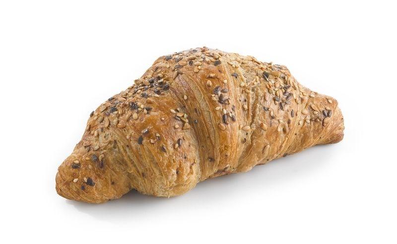 Productafbeelding KB195 Meergranen croissant met roomboter