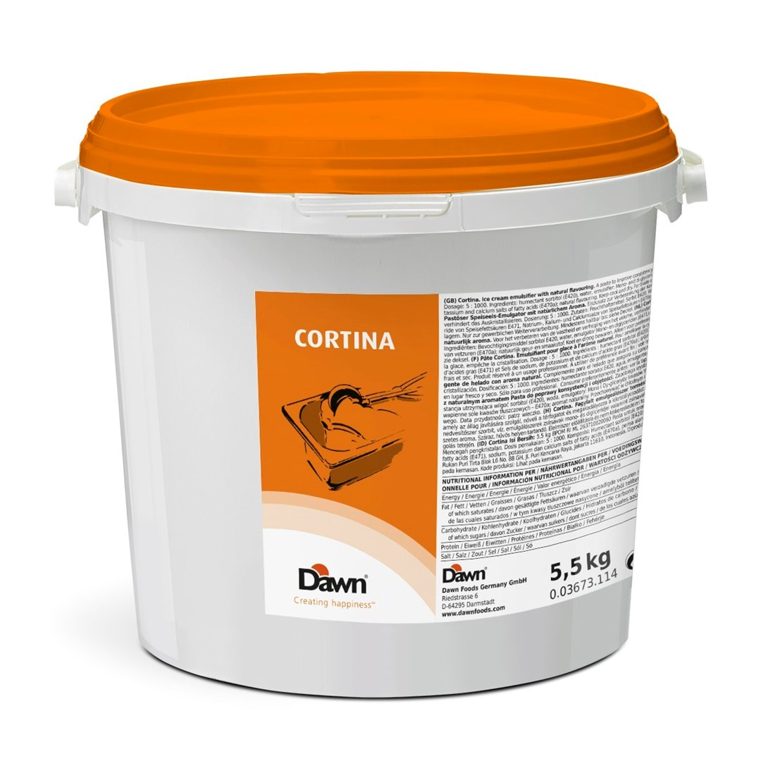 Productafbeelding Dawn Cortina 5,5 kg emmer