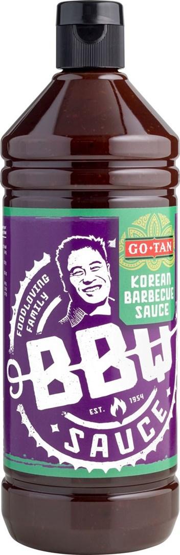 Productafbeelding Go-Tan Korean BBQ saus 1000ml