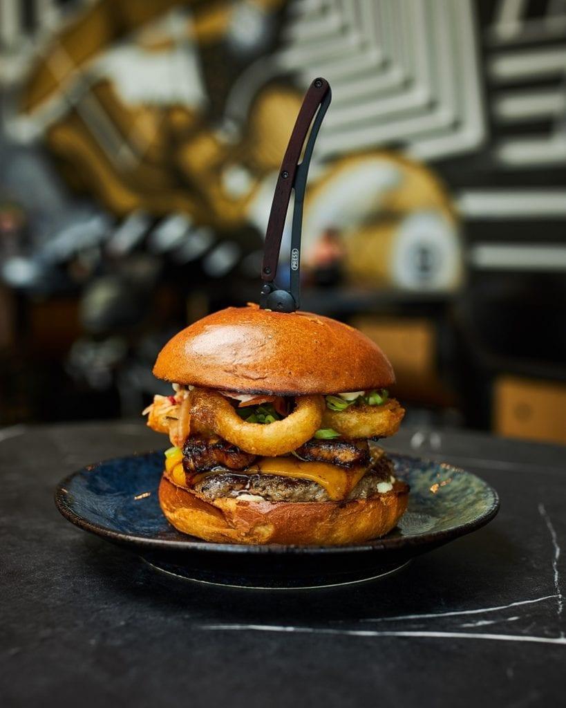 Diego's Burger - Horecava