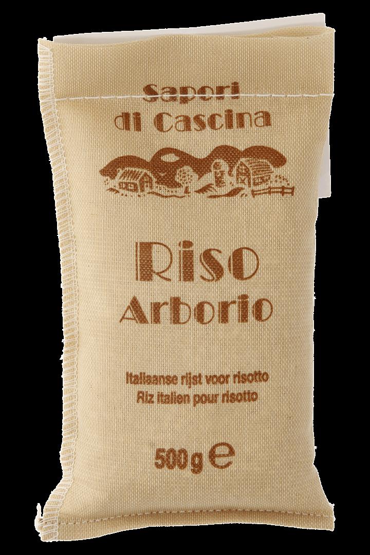 Productafbeelding Sapori di Cascina Riso Arborio 500 gram