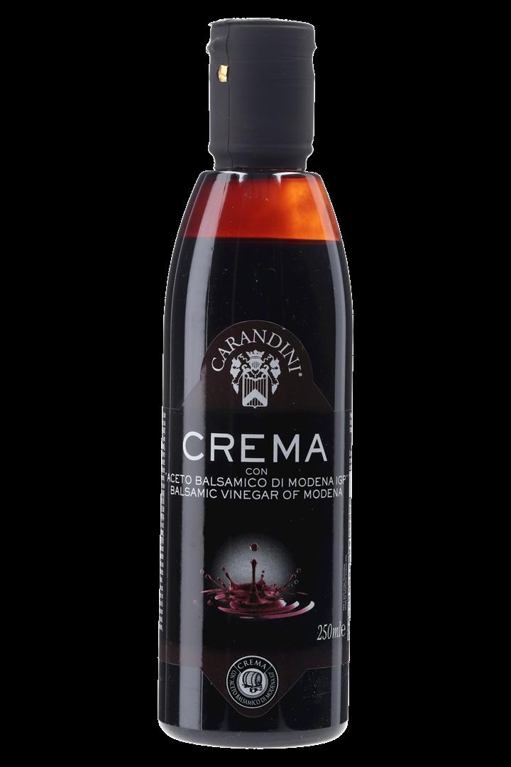 Productafbeelding Carandini Crema con aceto balsamico di modena IGP azijn 250ml