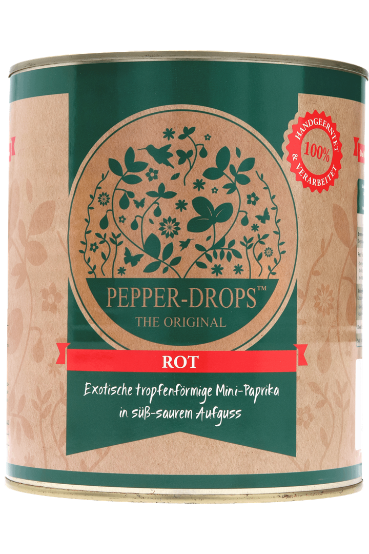 Productafbeelding Unbranded pepper-drops 2930 gram