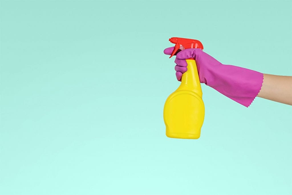 Horecava - Een schone zaak is je aandacht waard- schoonmaak