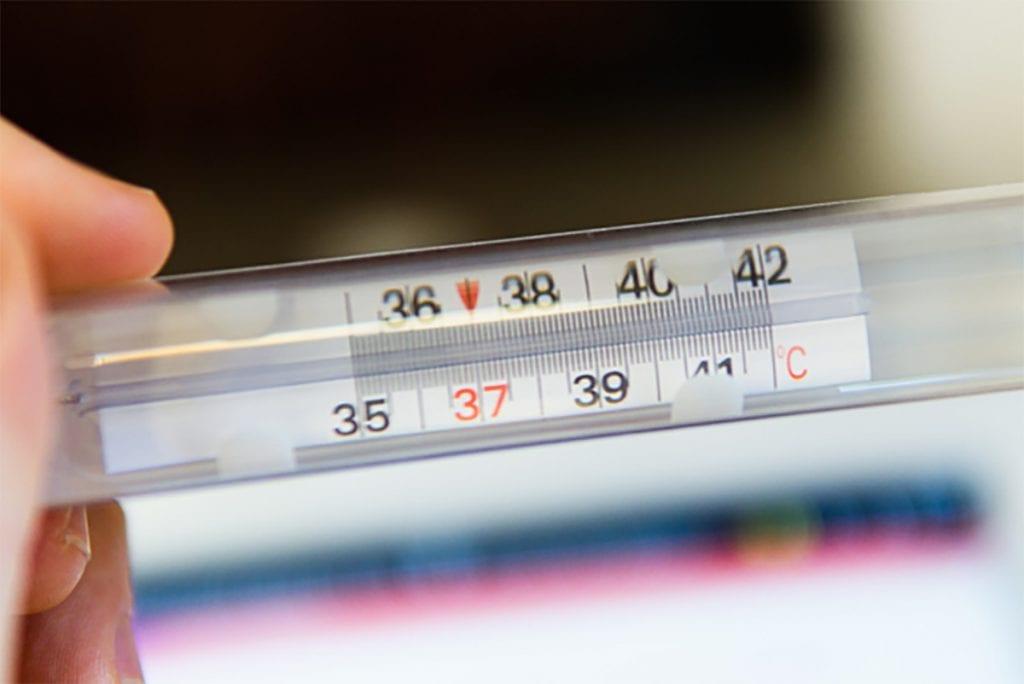 Horecava - Een schone zaak is je aandacht waard- temperatuur