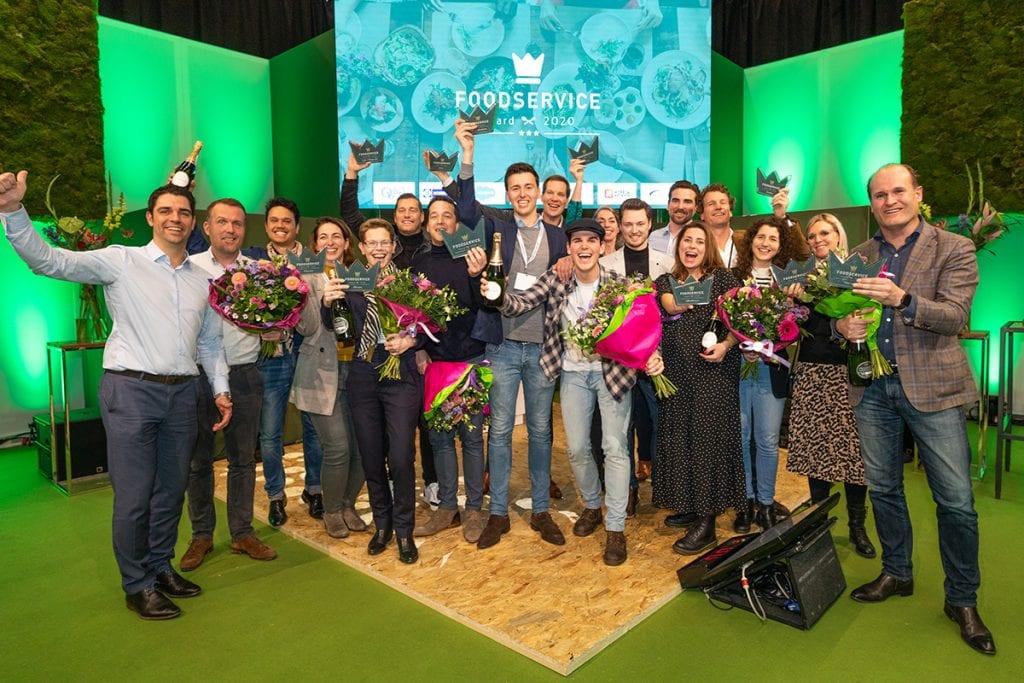 Foodservice awards gaan door - Winnaard 2020 | Horecava