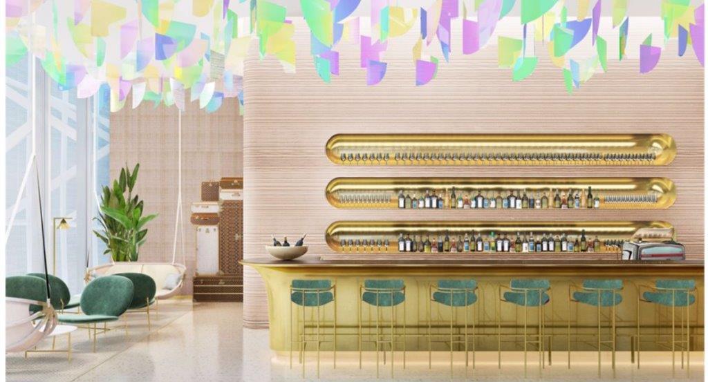 Modieus (Louis Vuitton) retailmerken in horeca | Horecava