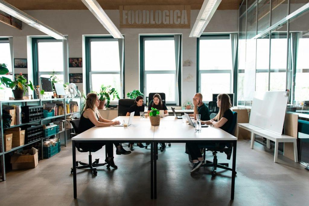 Team Foodlogica Amsterdam