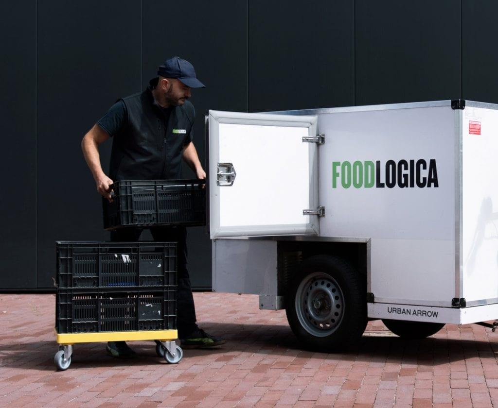 Start-up in the spotlight Foodlogica | Horecava