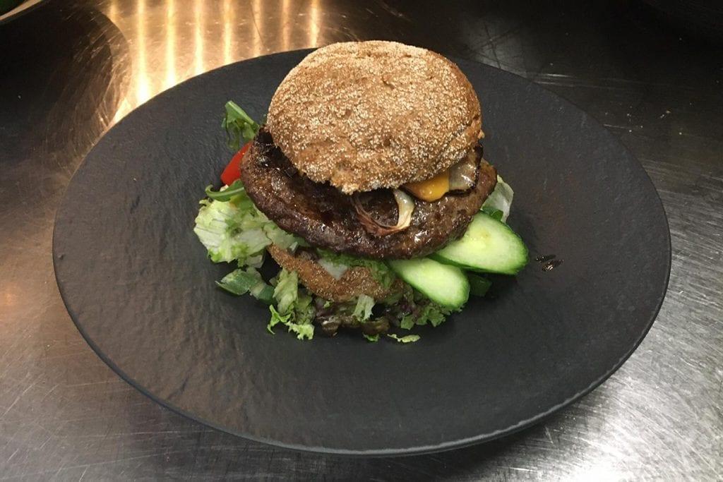 Foodservice Denktank held Rainer Weller restaurant en konditorei 't Ellemeetje Horecava