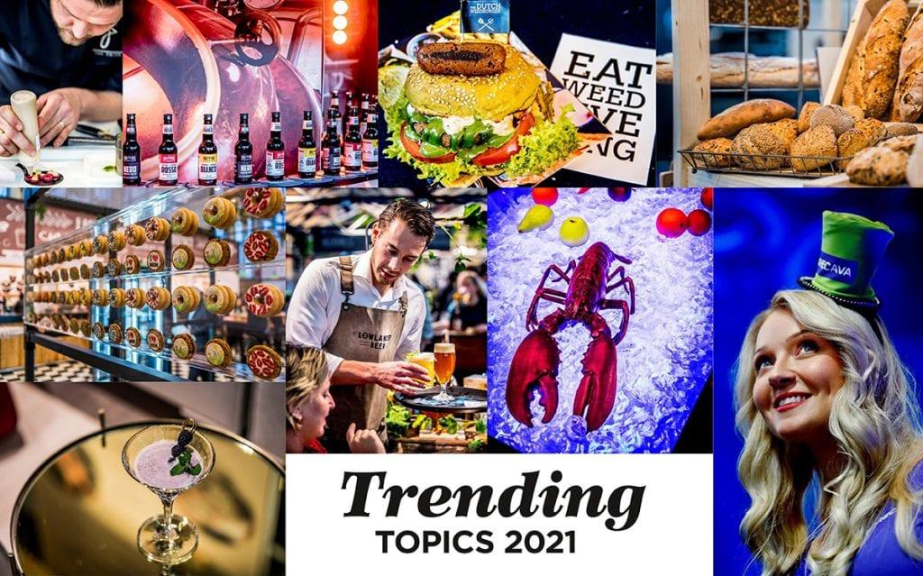 Entree Magazine trendpresentaties Horecava