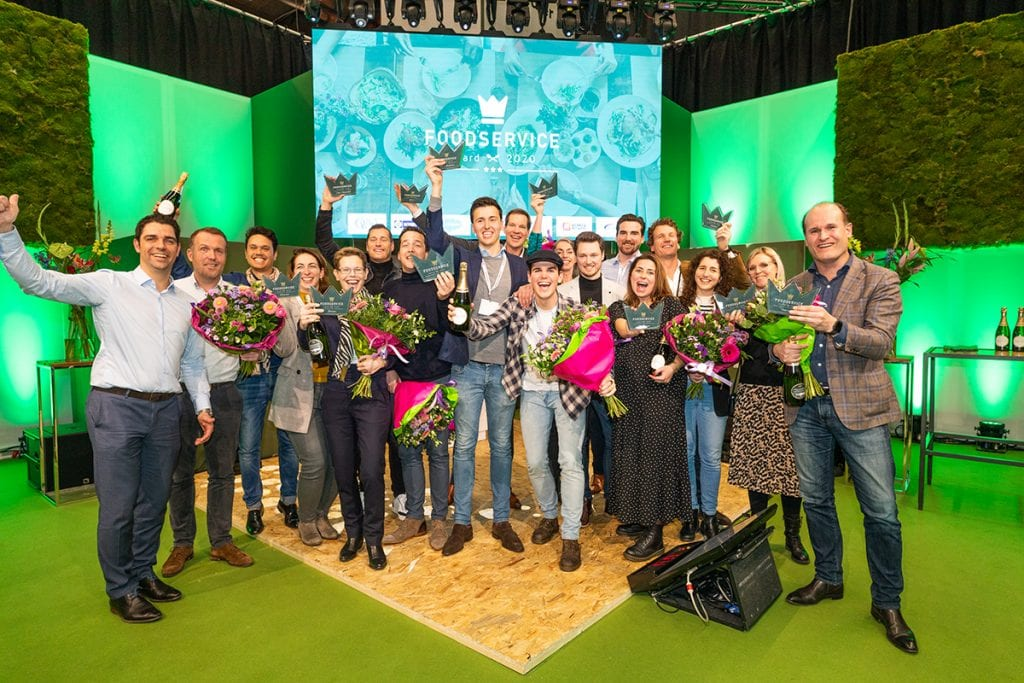 Foodservice award 2020 Horecava