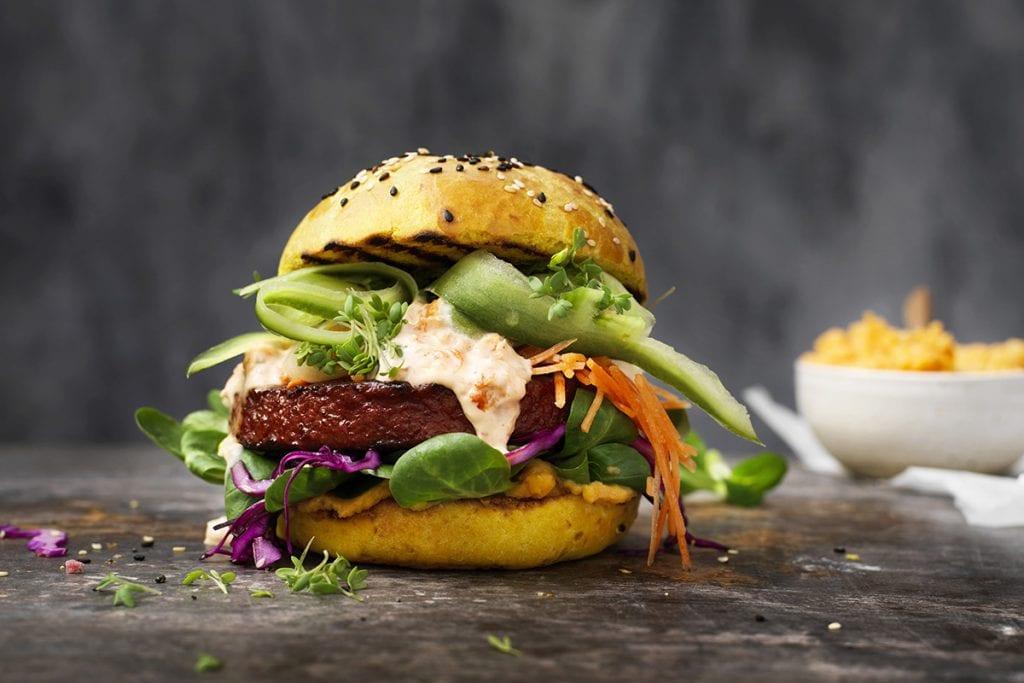 nestle burger tastingsessie Horecava