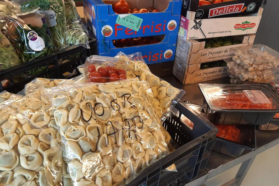 voor jaap voedselverspillings project | Horecava