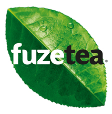 Fuze Tea Logo Horecava