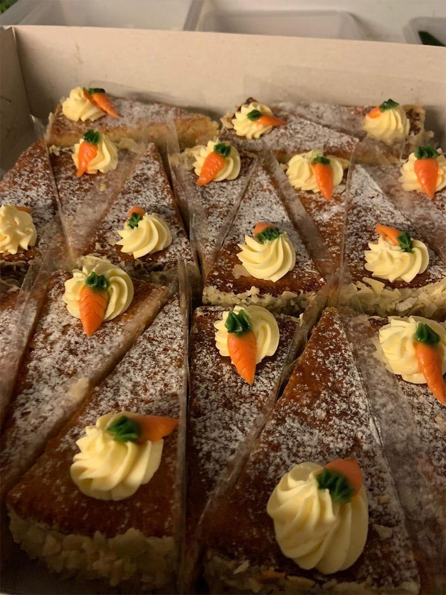 care for cakes | Horecava