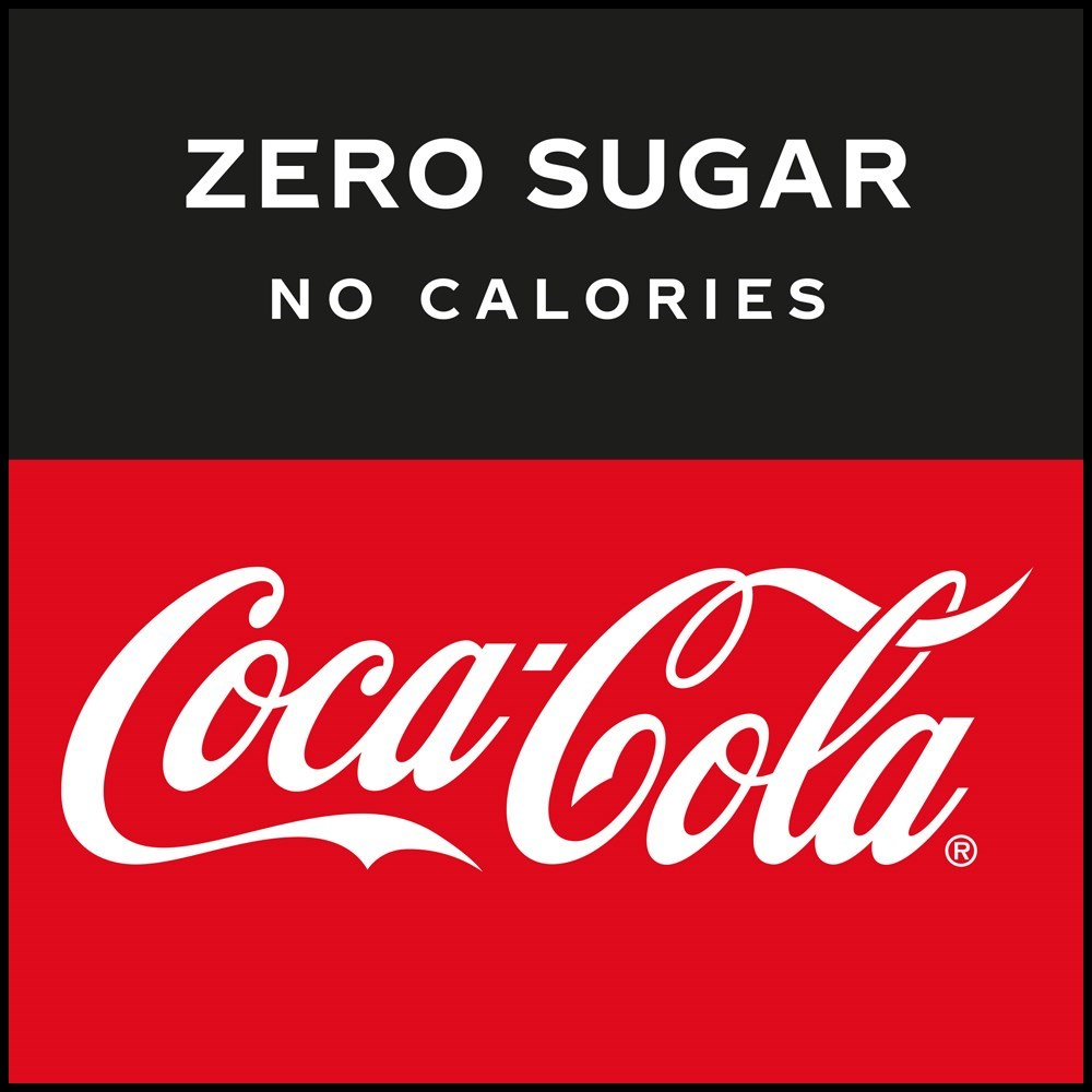 Merkafbeelding Coca-Cola Zero