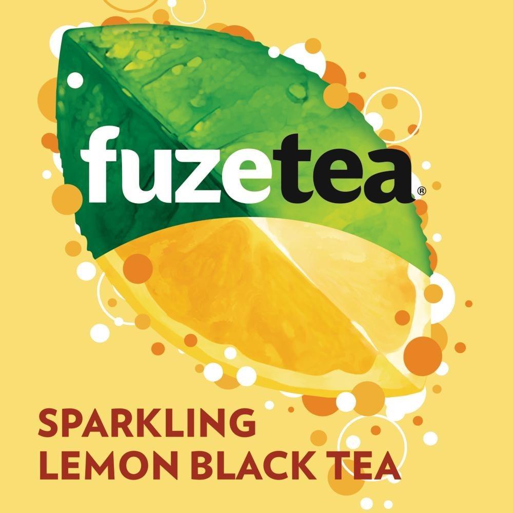 Merkafbeelding Fuze Tea Sparkling Black Tea