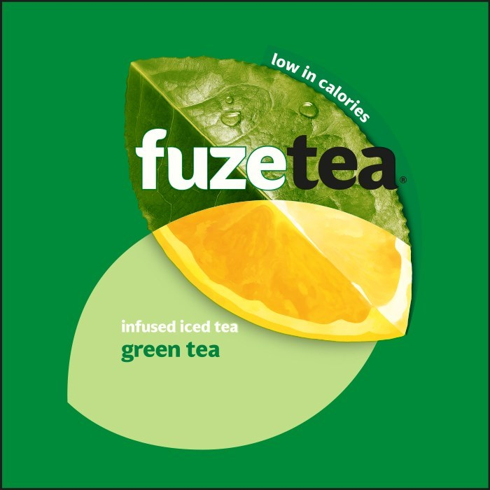 Merkafbeelding Fuze Tea Green Tea
