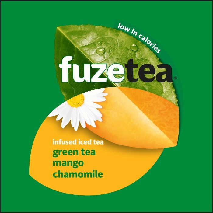 Merkafbeelding Fuze Tea Green Tea Mango Chamomile