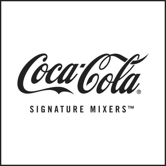 Merkafbeelding Coca-Cola Signature Mixers Smoky