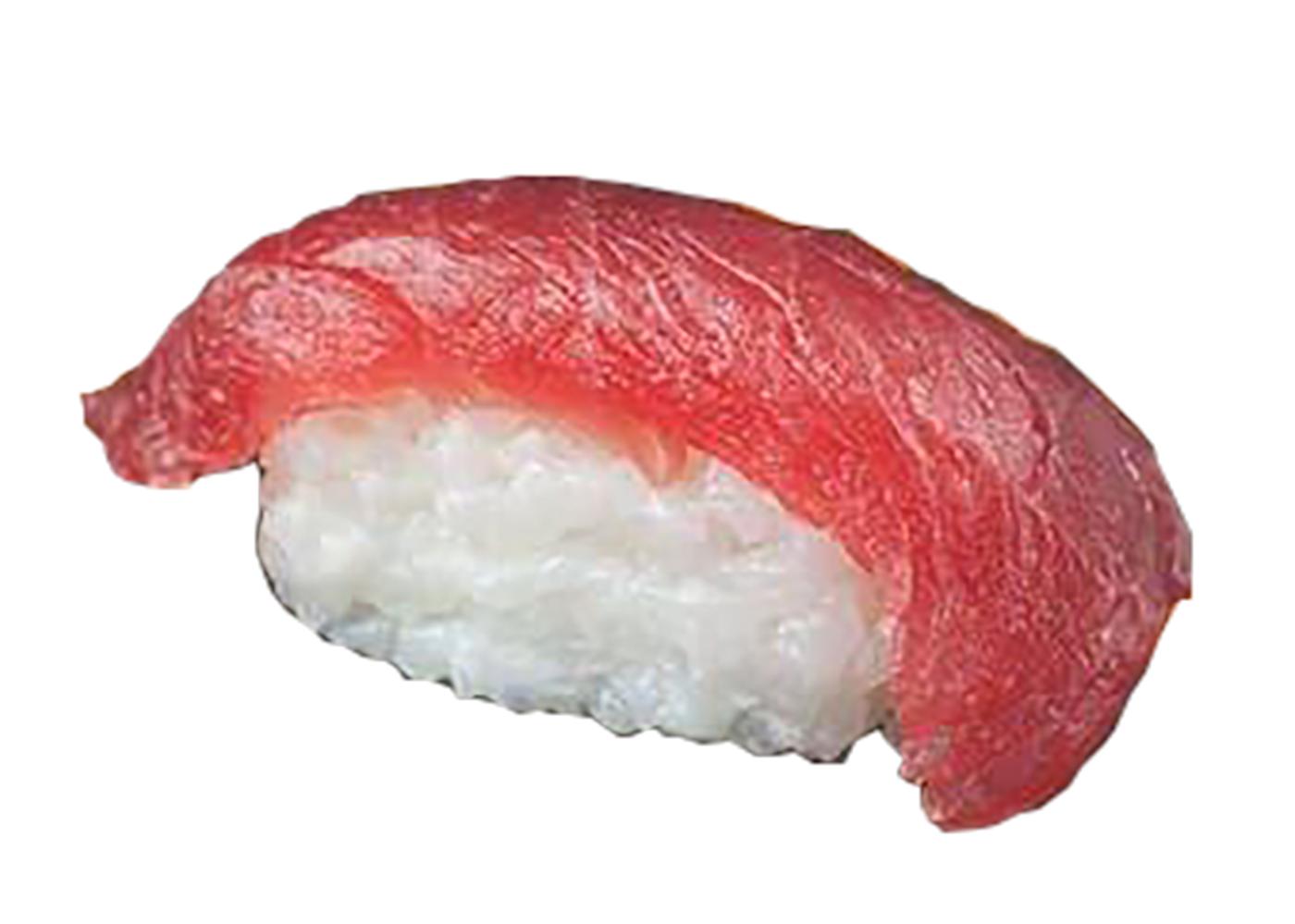 Productafbeelding SUSHI NIGIRI TONIJN YELLOWFIN PER STUK