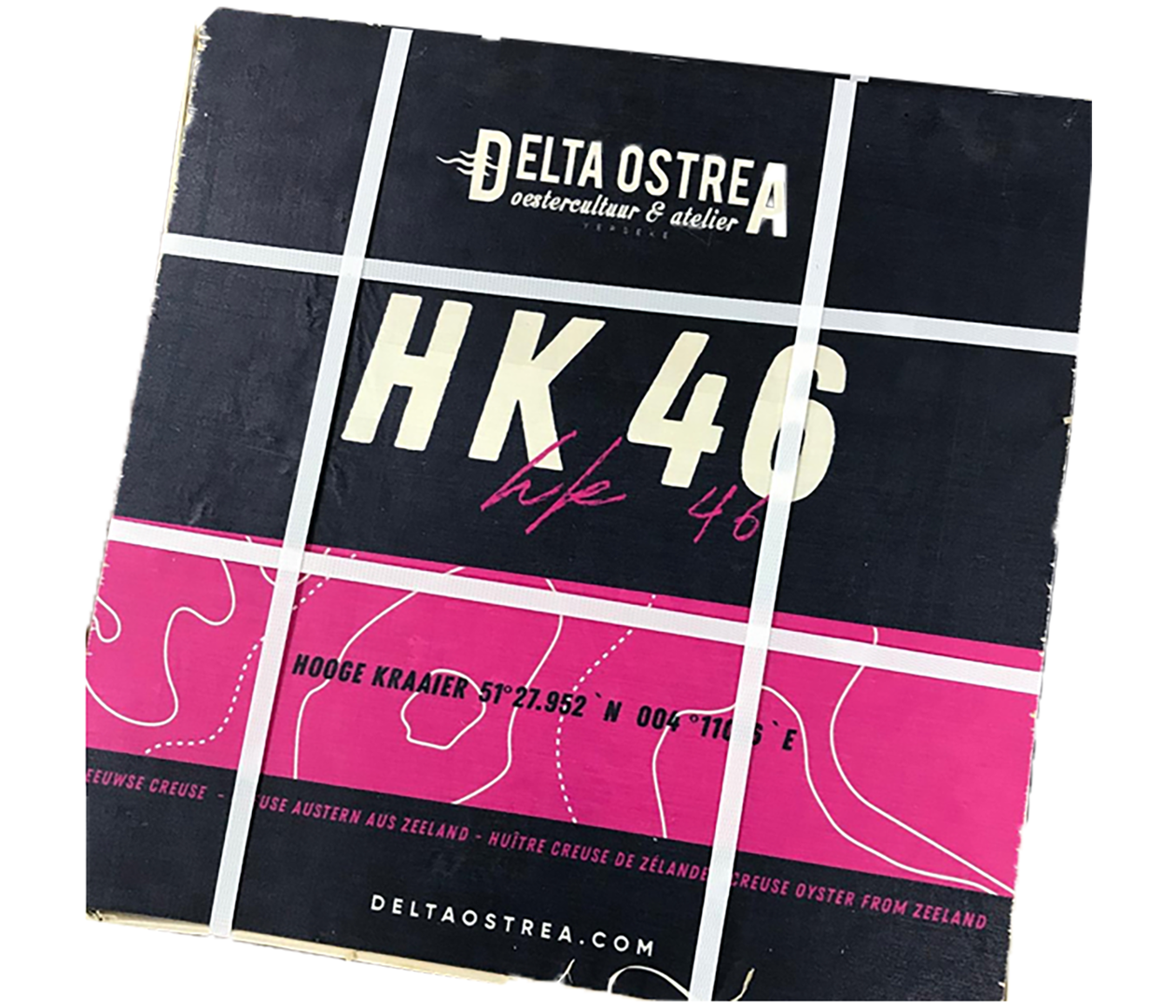 Productafbeelding TAFEL OESTER HK 46 MAND 25 STUKS