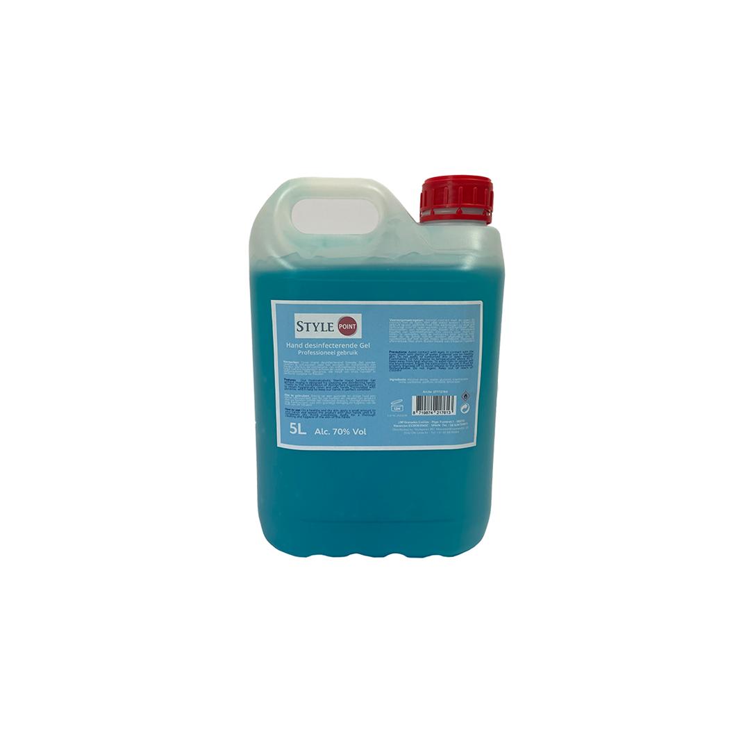 Productafbeelding Hand desinfecterende GEL Alc 70% 5L.