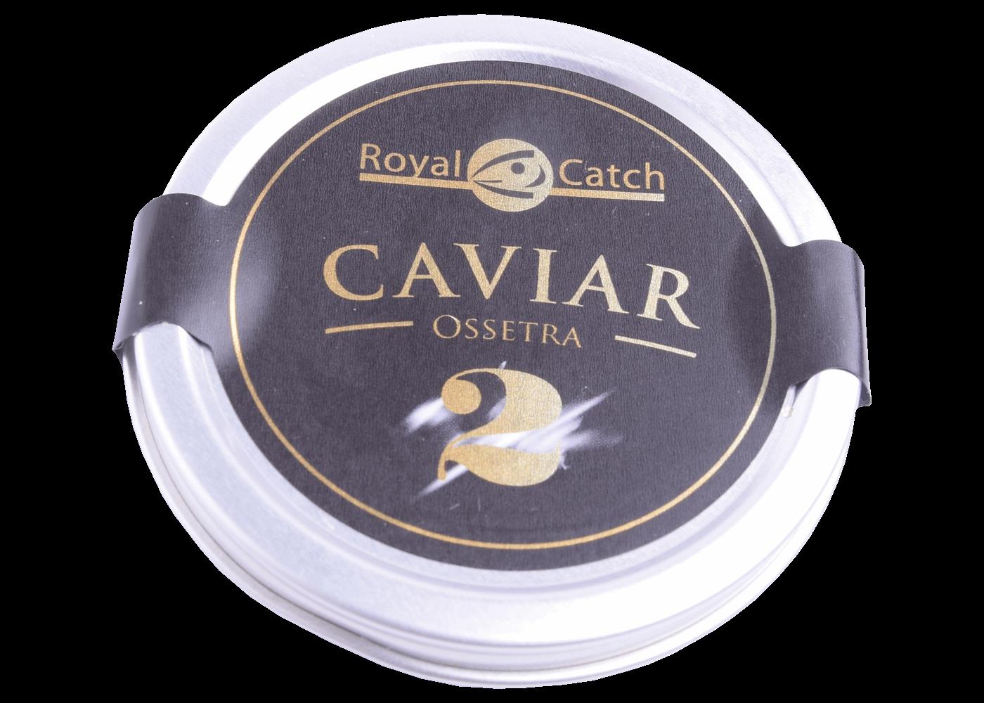Productafbeelding CAVIAR OSCIETRA IMPERIAL 30 GRAM