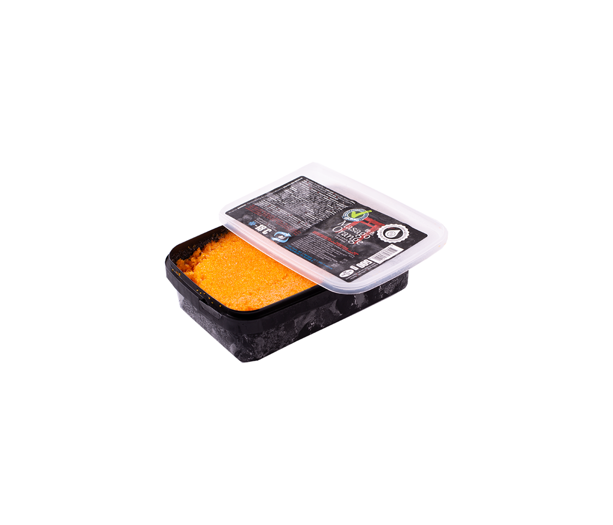 Productafbeelding MASAGO ORANGE 500 GRAM DOOS 12 STUKS DIEPVRIES