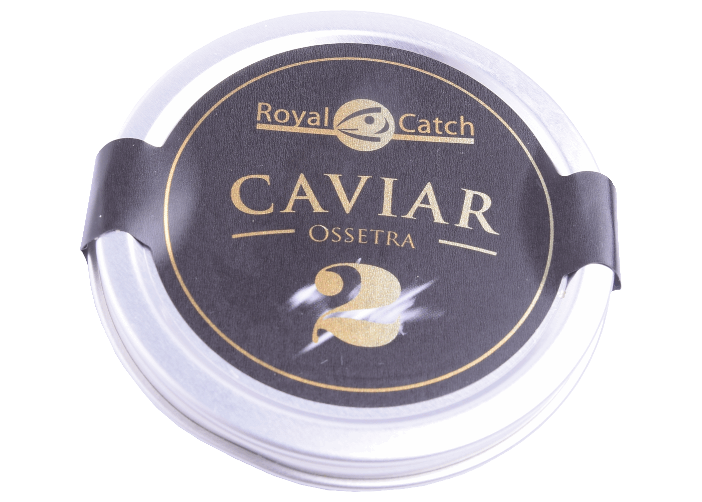 Productafbeelding CAVIAR OSSETRA  NR. 2 50 GRAM