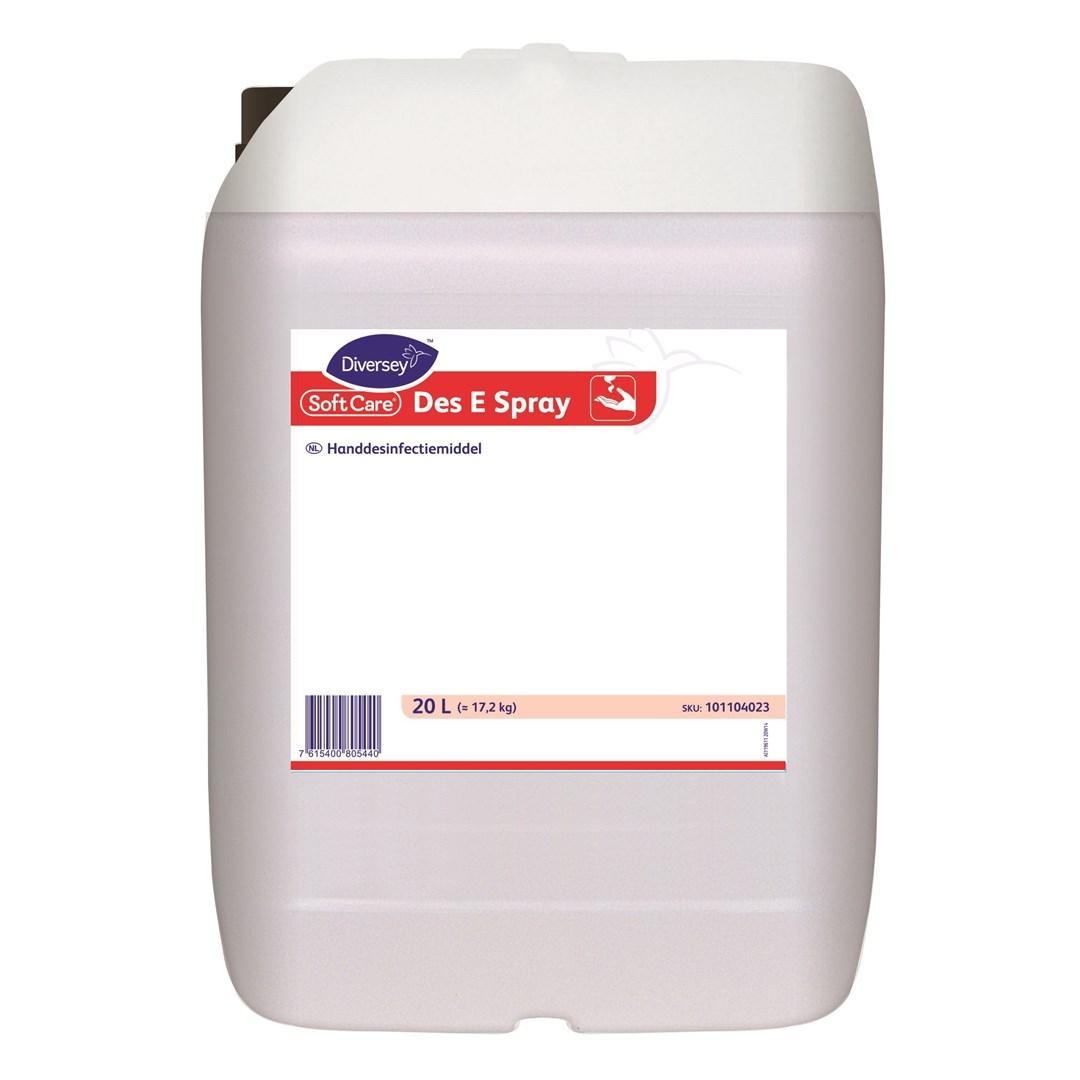 Productafbeelding Soft Care Des E Spray 20L NL