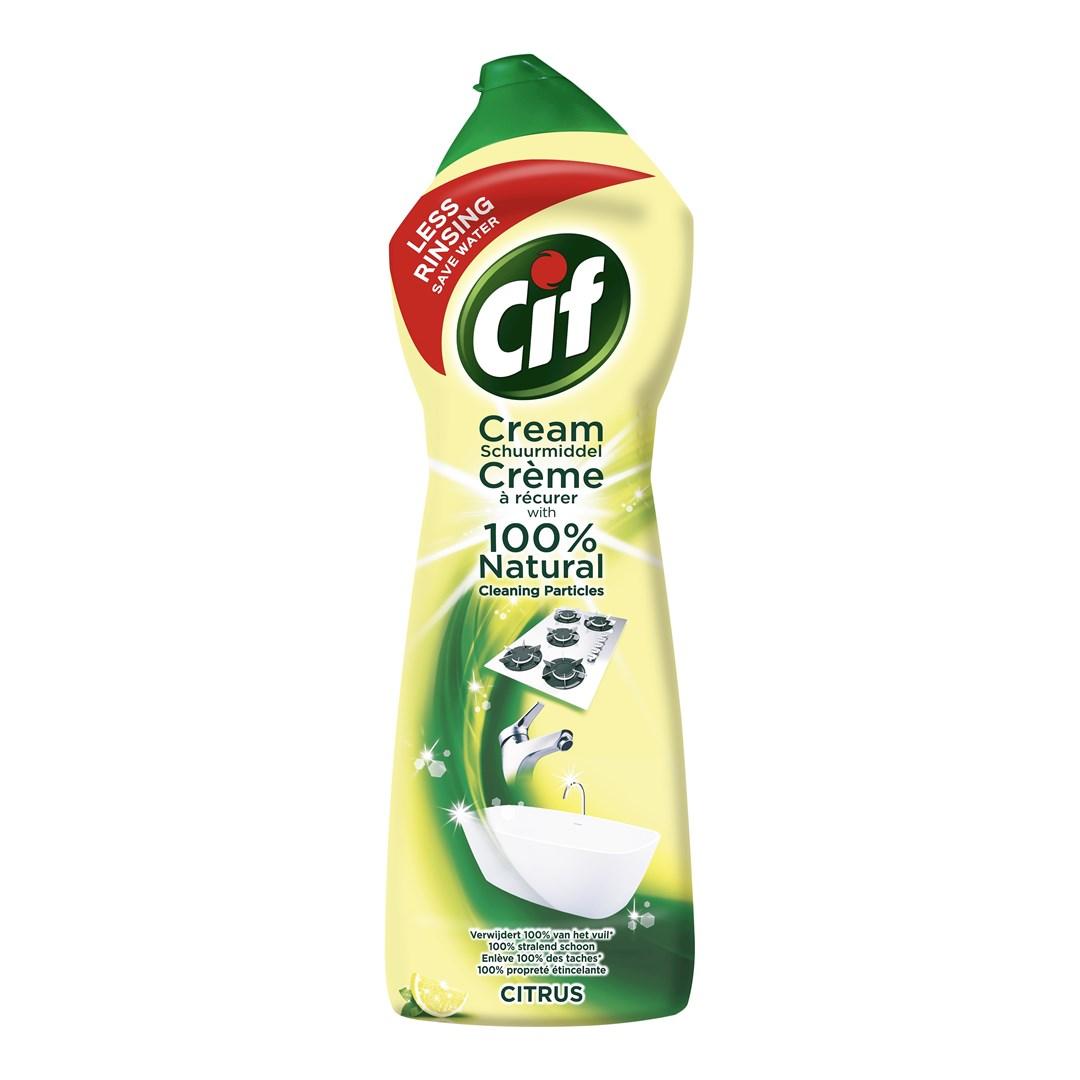 Productafbeelding Cif Cream Schuurm.Citroen 4x2x0.75L NL