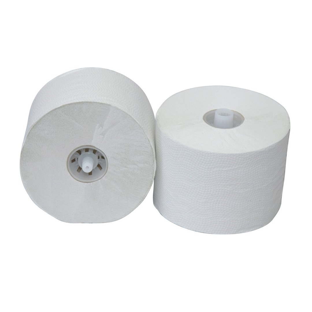 Productafbeelding DIB Toilet Roll 2ply White 36pc W1