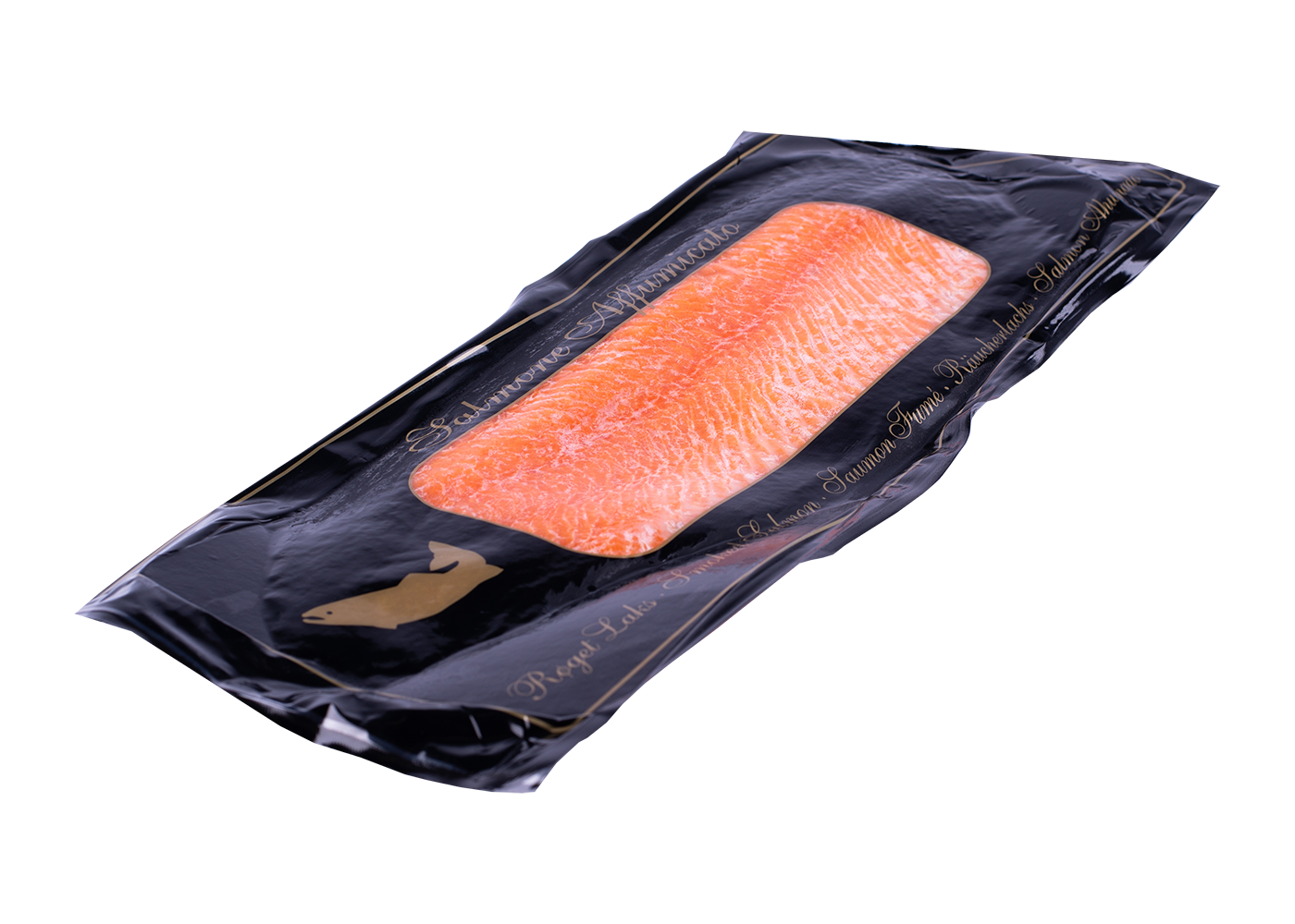 Productafbeelding SALMON TRADITIONAL SMOKED SLICED FROZEN