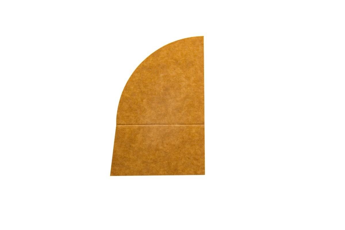 Productafbeelding 4-vaks  papieren deksel verdeler 500 ml 250 st
