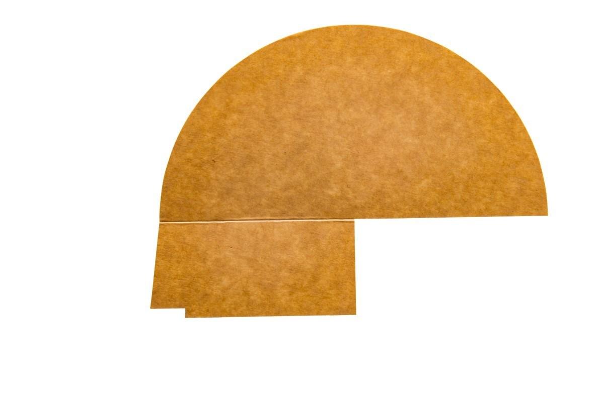 Productafbeelding 3-vaks PET/papieren deksel verdeler 900 ml 250 st